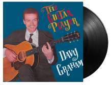 Davy (Davey) Graham: The Guitar Player (180g), LP