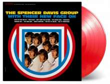 Spencer Davis: With Their New Face On (180g) (Limited Numbered Edition) (Red Vinyl), LP