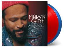 Marvin Gaye: Collected (180g) (Limited-Numbered-Deluxe-Edition) (Translucent Red & Royal Blue Vinyl), 2 LPs