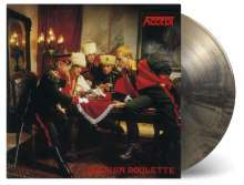 Accept: Russian Roulette (180g) (Limited Numbered Edition) (Gold & Black Swirled Vinyl), LP