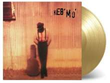 Keb' Mo': Keb 'Mo' (180g) (Limited-Numbered-Edition) (Gold Vinyl), LP