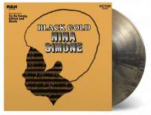 Nina Simone (1933-2003): Black Gold (180g) (Limited Numbered Edition) (Black/Gold Marbled Vinyl), LP