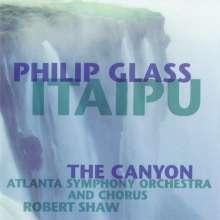 Philip Glass (geb. 1937): Itaipu (180g), 2 LPs