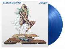 Golden Earring (The Golden Earrings): Switch (180g) (Limited Numbered Edition) (Transparent Blue Vinyl), LP