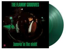 The Flamin' Groovies: Jumpin' In The Night (180g) (Limited Numbered Edition) (Translucent Green Vinyl), LP