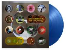 Alan Parsons: The Time Machine (180g) (Limited Numbered Edition) (Translucent Blue Vinyl), 2 LPs