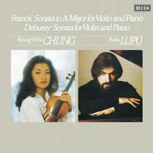 Cesar Franck (1822-1890): Sonate für Violine & Klavier A-Dur (180g / 33rpm), LP