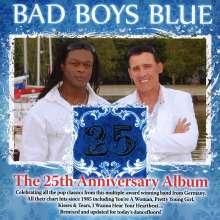 Bad Boys Blue: 25th Anniversary Album, 2 CDs