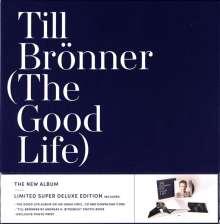 Till Brönner (geb. 1971): The Good Life (180g) (Limited Super Deluxe Edition), 2 LPs, 1 CD und 1 Buch
