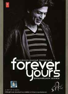 Shah Rukh Khan: Filmmusik: Forever Yours, 3 CDs