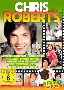 Chris Roberts - Kultklassiker, 6 DVDs