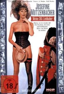 Josefine Mutzenbacher - Meine 365 Liebhaber, DVD