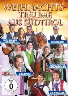 Weihnachtsträume aus Südtirol, DVD