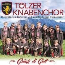 Tölzer Knabenchor: Grüaá di Gott-Die schönsten, CD