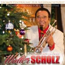 Walter Scholz: Trompententräume zur Weihnacht, CD