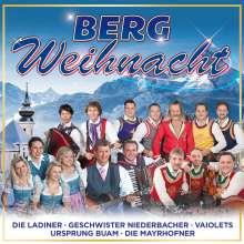 Bergweihnacht, CD