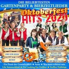 Oktoberfest Hits 2020, CD