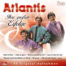 Atlantis (Schlager): Ihre großen Erfolge, 2 CDs