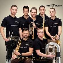 Viera Blech: Serious?, CD