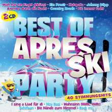 Best Of Aprés Ski Party: 40 Stimmungshits, 2 CDs