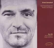 Erwin Schulhoff (1894-1942): Werke für Violine & Klavier, CD