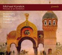 Michael Korstick - Pictures at an Exhibition, CD