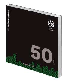 """50x PVC 7"""" Outer Sleeves (140 Micron), Zubehör"""