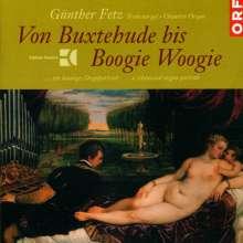 Günther Fetz - Von Buxtehude bis Boogie Woogie, CD