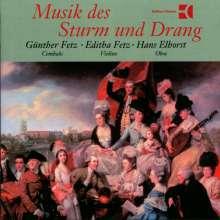 Musik des Sturm und Drang, CD