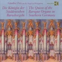 Günther Fetz an der Orgel zu Weingarten, CD