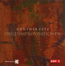Günther Fetz - Improvisationen, CD