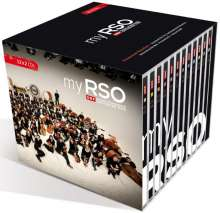 Radio-Symphonieorchester Wien - my RSO (Greatest Hits for Contemporary Orchestra), 24 CDs