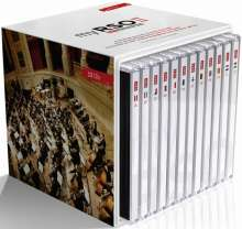 Radio-Symphonieorchester Wien - my RSO II (A Musical Journey Across Europe), 12 CDs