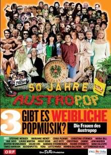 50 Jahre Austropop Folge 03: Weibliche Popmusik - Die Frauen des Austropop, DVD