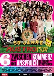 50 Jahre Austropop Folge 06: Kommerz und Anspruch - Die Zukunft des Austropop, DVD