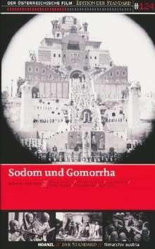 Sodom und Gomorrha, DVD