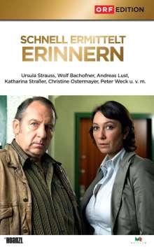 Schnell ermittelt: Erinnern, DVD