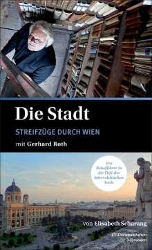Die Stadt - Streifzüge durch Wien mit Gerhard Roth, DVD