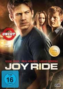 Joy Ride, DVD