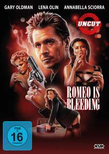 Romeo is Bleeding, DVD