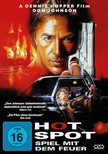 Hot Spot, DVD