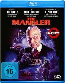 The Mangler (Blu-ray), Blu-ray Disc