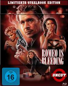 Romeo is Bleeding (Blu-ray im Steelbook), Blu-ray Disc