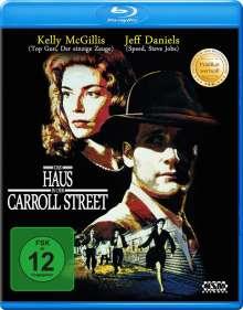 Das Haus in der Carroll Street (Blu-ray), Blu-ray Disc