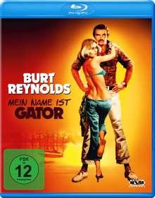 Mein Name ist Gator (Blu-ray), Blu-ray Disc