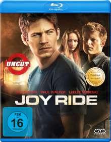 Joy Ride (Blu-ray), Blu-ray Disc