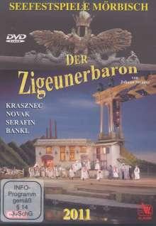Johann Strauss II (1825-1899): Der Zigeunerbaron, DVD