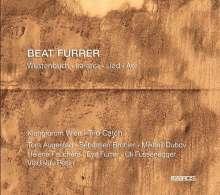 Beat Furrer (geb. 1954): Wüstenbuch (Musiktheater), 2 CDs