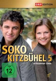 SOKO Kitzbühel Box 5, 2 DVDs