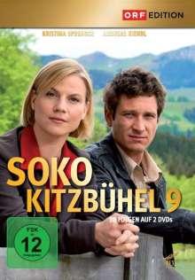 SOKO Kitzbühel Box 9, 2 DVDs